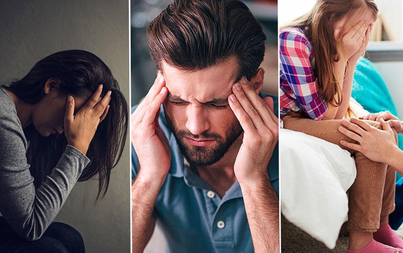 Панические атаки: симптомы и признаки