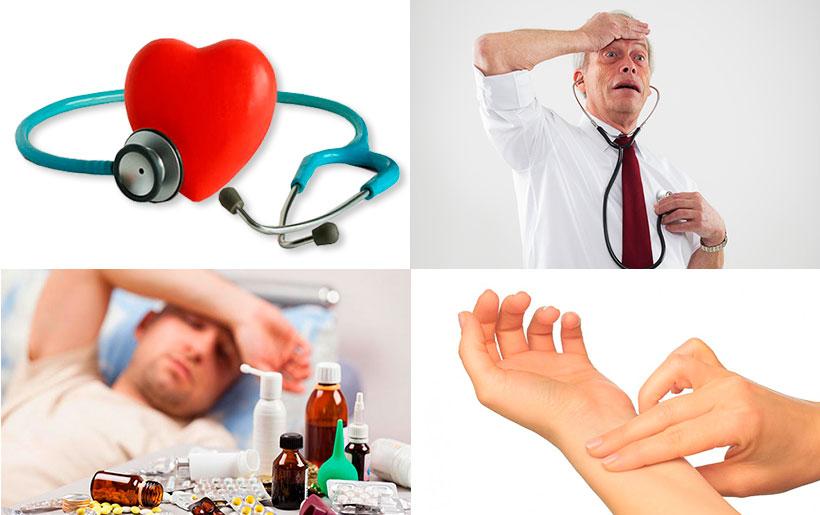 Тревога за здоровье